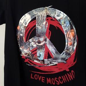 Moschino Tops - tee mocshino